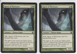 Agent of Horizons x 2, NM, Theros, Common Green, Magic the Gathering - $0.52 CAD