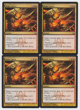 Auger Spree x 4, NM, Return to Ravnica, Common ... - $0.79 CAD