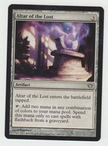 Altar of the Lost x 1, NM, Dark Ascension, Uncommon Artifact, Magic the ... - $0.42 CAD
