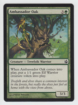 Ambassador Oak x 1, NM, Morningtide, Common Green, Magic the Gathering - $0.45 CAD