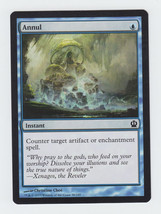 Annul x 1, NM, Theros, Common Blue, Magic the Gathering - $0.40 CAD