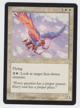 Aven Soulgazer x 1, LP, Onslaught, Uncommon White, Magic the Gathering - $0.46 CAD