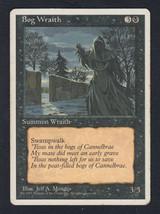 Bog Wraith x 1, HP, Fourth Edition, Uncommon Black, Magic the Gathering - $0.39 CAD