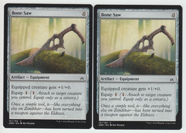 Bone Saw x 2, NM, Oath of the Gatewatch, Common Artifact Equipment, Magi... - $0.45