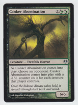 Canker Abomination x 1, NM, Eventide, Uncommon ... - $0.56 CAD