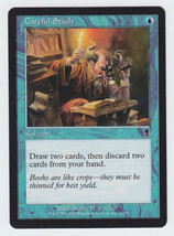 Careful Study x 1, LP, Odyssey, Common Blue, Magic the Gathering - $1.11 CAD