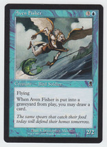 Aven Fisher x 1, LP, Odyssey, Common Blue, Magic the Gathering - $0.42 CAD