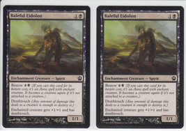 Baleful Eidolon x 2, NM, Theros, Common Black, Magic the Gathering - $0.53 CAD