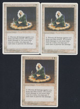 Circle of Protection: Blue x 3, LP, Fourth Edition, Common White, Magic ... - $0.79 CAD
