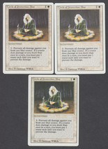 Circle of Protection: Blue x 3, NM, Revised, Common White, Magic the Gat... - $0.95 CAD