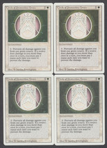 Circle of Protection: Green x 4, NM, Revised, Common White, Magic the Ga... - $1.18 CAD