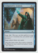 Comparative Analysis x 1, NM, Oath of the Gatewatch, Common Blue, Magic ... - $0.42 CAD
