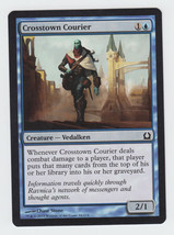 Crosstown Courier x 1, NM, Return to Ravnica, Common Blue, Magic the Gat... - $0.39 CAD