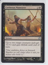 Cutthroat Maneuver x 1, NM, Theros, Uncommon Black, Magic the Gathering - $0.43 CAD