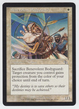 Benevolent Bodyguard x 1, CI, Judgment, Common White, Magic the Gathering - $0.43 CAD