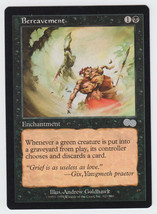 Bereavement x 1, LP, Urza's Saga, Uncommon Black, Magic the Gathering - $0.47 CAD