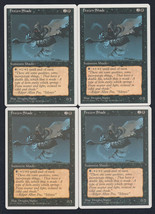 Frozen Shade x 4, CI, Fourth Edition, Common Black, Magic the Gathering - $0.97 CAD