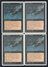 Frozen Shade x 4, LP, Fourth Edition, Common Black, Magic the Gathering - $0.98 CAD