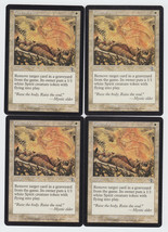Funeral Pyre x 4, LP, Judgment, Common White, Magic the Gathering - $0.95 CAD
