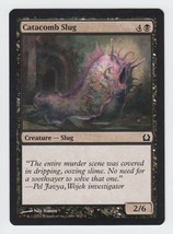 Catacomb Slug x 1, NM, Return to Ravnica, Common Black, Magic the Gathering - $0.39 CAD