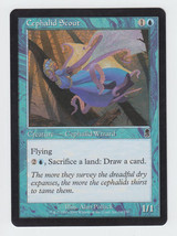 Cephalid Scout x 1, NM, Odyssey, Common Blue, Magic the Gathering - $0.42 CAD