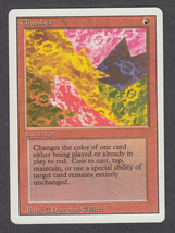 Chaoslace x 1, LP, Revised, Rare Red, Magic the Gathering - $0.57 CAD