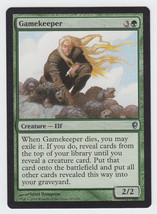 Gamekeeper x 1, NM, Conspiracy, Uncommon Green, Magic the Gathering - $0.47 CAD