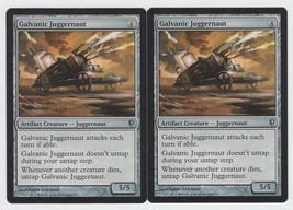 Galvanic Juggernaut x 2, NM, Conspiracy, Uncomm... - $0.63 CAD