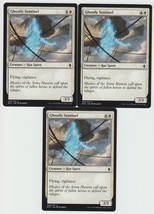 Ghostly Sentinel x 3, NM, Battle for Zendikar, Common White, Magic the G... - $0.68 CAD