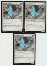 Ghostly Sentinel x 3, NM, Battle for Zendikar, Common White, Magic the G... - $0.70 CAD