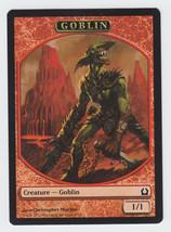 Goblin x 1, NM, Return to Ravnica,  Token, Magic the Gathering - $0.74 CAD