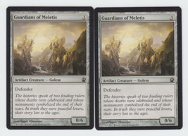 Guardians of Meletis x 2, NM, Theros, Common Artifact Creature, Magic th... - $0.52 CAD