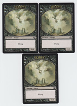 Harpy x 3, NM, Theros,  Token, Magic the Gathering - $0.88 CAD