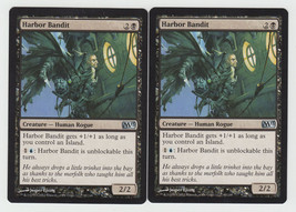 Harbor Bandit x 2, NM, Magic 2013, Uncommon Black, Magic the Gathering - $0.57 CAD