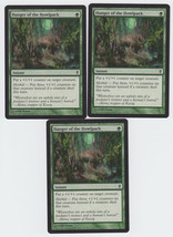 Hunger of the Howlpack x 3, NM, Conspiracy, Common Green, Magic the Gath... - $0.64 CAD