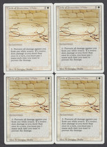 Circle of Protection: White x 4, NM, Revised, Common White, Magic the Ga... - $1.18 CAD