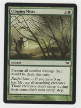 Clinging Mists x 1, NM, Dark Ascension, Common Green, Magic the Gathering - $0.40 CAD