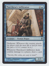 Marchesa's Infiltrator x 1, NM, Conspiracy, Uncommon Blue, Magic the Gat... - $0.46 CAD