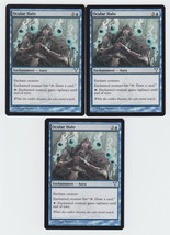 Ocular Halo x 3, LP, Dissension, Common Blue, Magic the Gathering - $0.67 CAD