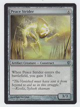 Peace Strider x 1, NM, Conspiracy, Uncommon Artifact Creature, Magic the... - $0.46 CAD