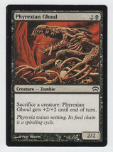 Phyrexian Ghoul x 1, NM, Planechase, Common Black, Magic the Gathering - $0.43 CAD