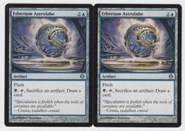 Etherium Astrolabe x 2, LP, Shards of Alara, Un... - $0.51 CAD