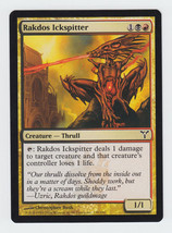 Rakdos Ickspitter x 1, LP, Dissension, Common M... - $0.42 CAD
