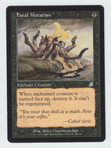 Fatal Mutation x 1, LP, Scourge, Uncommon Black, Magic the Gathering - $0.47 CAD