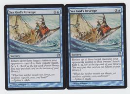 Sea God's Revenge x 2, NM, Theros, Uncommon Blue, Magic the Gathering - $0.58 CAD