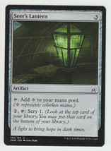 Seer's Lantern x 1, NM, Oath of the Gatewatch, Common Artifact, Magic th... - $0.41 CAD