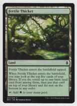 Fertile Thicket x 1, NM, Battle for Zendikar, Common Land, Magic the Gat... - $0.42 CAD