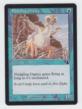 Fledgling Osprey x 1, NM, Urza's Destiny, Common Blue, Magic the Gathering - $0.42 CAD