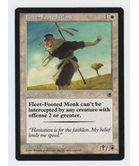 Fleet-Footed Monk x 1, LP, Portal, Common White, Magic the Gathering - $0.41 CAD