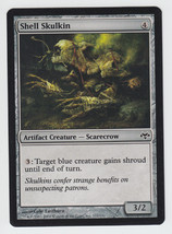 Shell Skulkin x 1, NM, Eventide, Common Artifact Creature, Magic the Gat... - $0.43 CAD